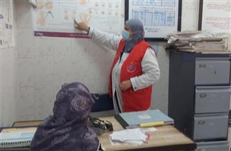 فحص 743 ألف سيدة ضمن مبادرة 100 مليون صحة لدعم صحة المرأة بكفر الشيخ | صور