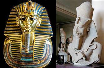 حكم مصر في التاسعة من عمره وتوفي في ظروف غامضة.. أبرز المعلومات عن الملك توت عنخ آمون | صور