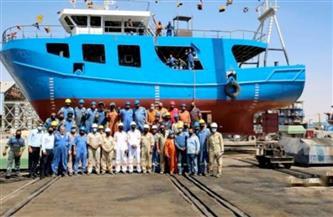 تكلفة الواحدة 18 مليون جنيه.. تعرف على مواصفات الـ 34 سفينة صيد سلمها الرئيس السيسي لشباب الصيادين | صور