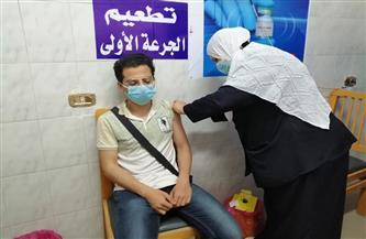 """بدء تطعيم المواطنين بلقاح """"كورونا"""" في 7 مراكز جديدة بالمنوفية"""