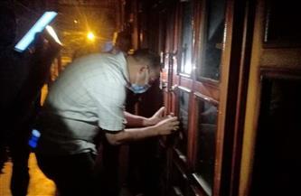 تحرير 29 محضرا لمحلات خالف أصحابها مواعيد الغلق في دسوق| صور