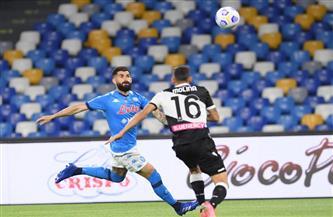نابولي يكتسح أودينيزي بخماسية في الدوري الإيطالي