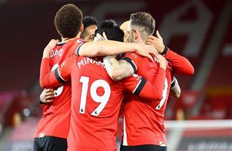 ساوثهامبتون يستعيد مذاق الانتصارات بالدوري الإنجليزي على حساب كريستال بالاس