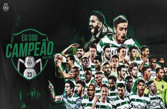 سبورتينج لشبونة يحسم تتويجه بلقب الدوري البرتغالي الممتاز بالفوز على بوافيستا