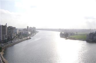 إزالة 14 حالة تعدٍ على نهر النيل في دمياط