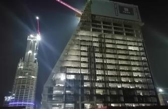 وزير الإسكان: تنفيذ 74 دورا بارتفاع 360 متراً بالبرج الأيقونى بمنطقة الأعمال في العاصمة الإدارية