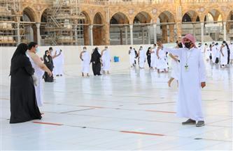 شئون الحرمين تستخدم تقنية «التايم لابس» لمراقبة حركة الحشود بالمسجد الحرام