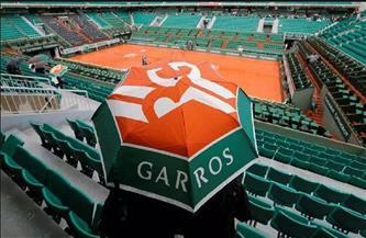 رولان جاروس: التصريح الصحي شرط لحضور المباريات