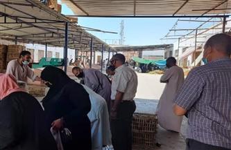رئيس مدينة القصير يوجه برفع درجة الاستعداد القصوى لاستقبال عيد الفطر | صور