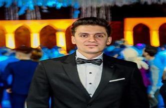 """أحمد فوزي نجل رجل أعمال في فيلم """"لعبة الموت"""""""