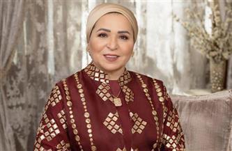 السيدة إنتصار السيسي تهنئ الأمة الإسلامية بعيد الفطر
