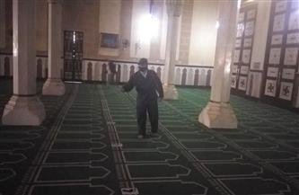 محافظ كفر الشيخ: تطهير وتعقيم 4 آلاف و30 مسجدا لأداء صلاة العيد |صور