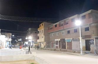 تحرير 4 محاضر غلق محال بمدينة أرمنت جنوب غرب الأقصر