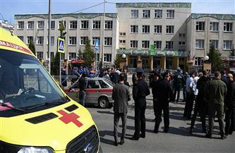 بقاء 5 أطفال تحت المراقبة الطبية الدقيقة بعد هجوم مدرسة كازان