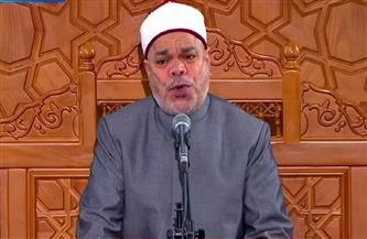 شعائر صلاة عيد الفطر المبارك من مسجد الماسة في مدينة العلمين| بث مباشر