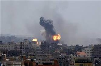 غزة تستقبل عيد الفطر على وقع الانفجارات والقصف الإسرائيلي