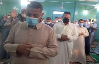 في الوادي الجديد ..٣٣٠ مسجدا موزعة بين ٥ مدن وتوابعها استقبلت المصلين لأداء صلاة العيد