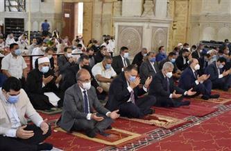 أهالي الشرقية يؤدون صلاة العيد في  ٧٥٥٨ مسجدا .. والمحافظ: ارتداء الكمامة وإلغاء الساحات