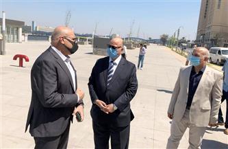 محافظ القاهرة يتفقد ممشى أهل مصر وحديقة الفسطاط أول أيام عيد الفطر|صور