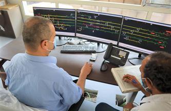 دخول برج إشارات شبرا والمنطقة الأوتوماتيكية ضمن مشروع تطويرالسكة الحديد|صور