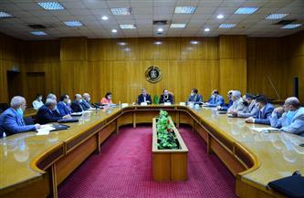 وزيرا التجارة وقطاع الأعمال يبحثان توفير احتياجات مصانع النسيج من الأقطان والغزول بالمحلة