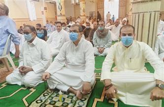 وزير القوى العاملة يقضي العيد في الشرقية