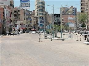 هدوء في شوارع الفيوم .. وإقبال ضعيف على محال الكشري والعصائر في اليوم الأول من العيد | صور