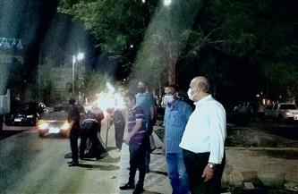 سكرتير محافظة الأقصر يقود حملة لرفع 10 أطنان مخلفات