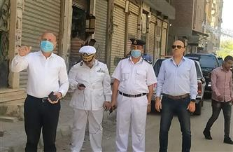 نائب محافظ القاهرة: إحالة مخالفين للنيابة العامة بسبب أعمال بناء