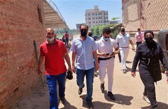 تشميع 3 «فوتوسيشن» وفض تجمع ملاهي بمدينة الباجور بالمنوفية |صور
