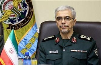"""رئيس الأركان الإيراني: توازن القوى """"تغير لصالح الفلسطينيين"""""""