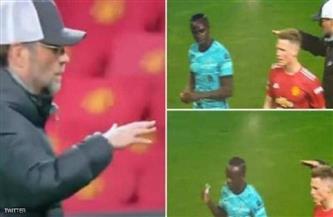 «كلوب» يوضح موقفه من تجاهل «ماني» له عقب الفوز على مانشستر يونايتد