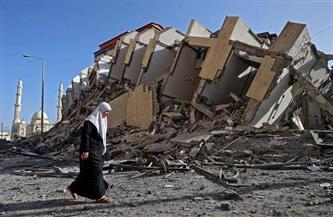 ارتفاع عدد شهداء القصف الإسرائيلي على غزة إلى 119  بينهم 31 طفلا و19 سيدة