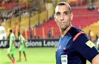 محمود بسيوني حكمًا لمباراة المصري وغزل المحلة