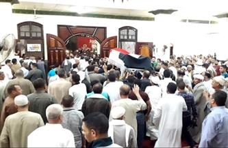 """زوجة الشهيد شريف عبد الفتاح: """"كان دايمًا بيحاول يقول لينا إنه هيموت"""""""