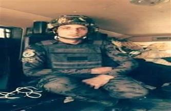 """والد الشهيد محمود عابد: """"الإرهاب خطف ابني والعيد مش عيد في غيابه"""""""