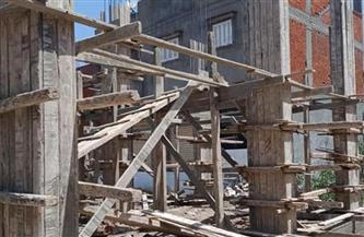 نائب محافظ القاهرة يشدد على التصدي لأعمال البناء المخالف في العيد