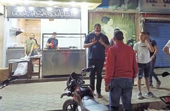 حي العجوزة: لا تهاون مع المخالفين لمواعيد الغلق.. واستمرار الحملات الليلية|صور