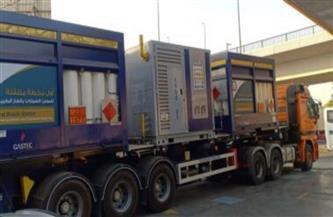 البترول: تشغيل أول محطة متنقلة لتموين السيارات بالغاز الطبيعي