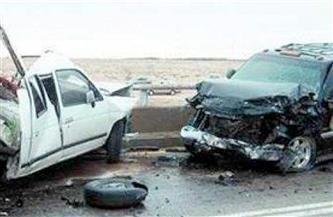 إصابة 3 مواطنين في حادث تصادم بالشرقية