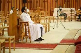 منير حنا خلال رسامة مارك قسا لخدمة الشباب: هناك أمور كثيرة تجذب الناس بعيدا عن الله