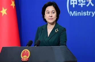 الصين تُعرب مجددًا عن قلقها الشديد إزاء تصعيد الوضع الحالي بين إسرائيل وفلسطين