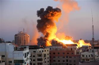 مظاهرات مؤيدة للفلسطينيين بالولايات المتحدة تناشد بايدن بالتوقف عن دعم إسرائيل