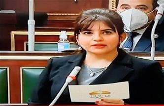 """""""البزار"""" بعد رئاستها لمنتدى البرلمانيين بالاتحاد الدولي: فرصة كبيرة لتوصيل صوت الشباب المصري والعربي للعالم"""