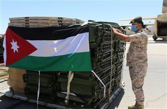 إرسال قافلة مساعدات طبية أردنية إلى مستشفى المقاصد بالقدس