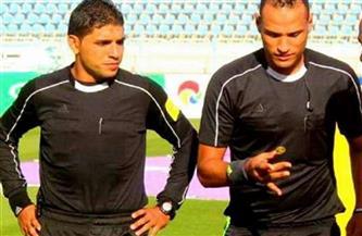 أحمد جمال حكمًا لمباراة مصر المقاصة والجونة