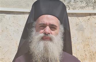 المطران عطا الله حنا: فلسطين ستبقى قضيتنا والقدس عاصمتنا وقبلتنا وحاضنة أهم مقدساتنا