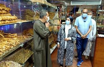 رئيس مدينة سفاجا تشدد على الالتزام بإجراءات كورونا في المطاعم والمخابز خلال عيد الفطر |صور