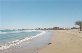 استمرار غلق الشواطئ والمتنزهات ثالث أيام العيد بالقصير| صور