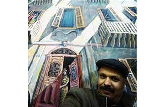 حسام هاشم يسلط الضوء على طقوس الأعياد المصرية بلغة تشكيلية